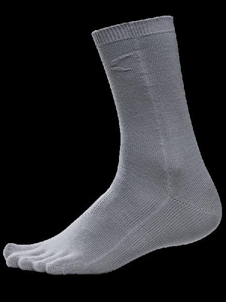 Zehen-Taschen-Socken high