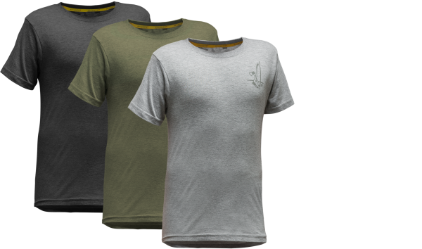 PFANNER Holzer-Set, 3 Shirts, für Kinder