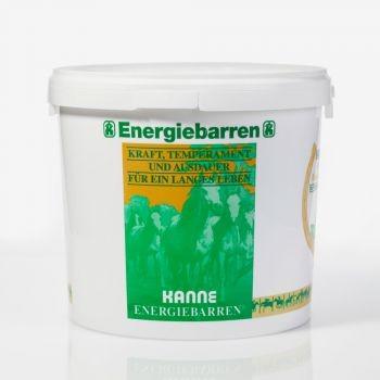 Kanne Enzym-Ferment-Energiebarren 5kg