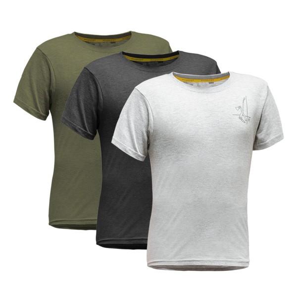 Holzer-Set, 3 Shirts