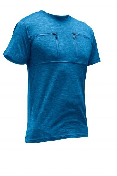 Skin-Dry Zipp-2-Zipp Shirt kurzarm