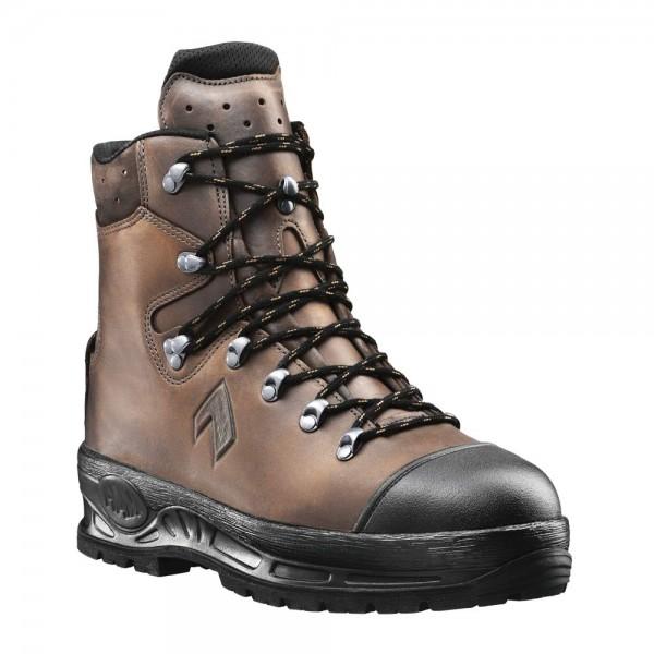 TREKKER MOUNTAIN Trekking Stiefel mit Schnittschutz (S3, Klasse 1)