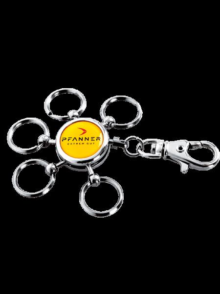 Schlüsselanhänger Pfanner / Protos