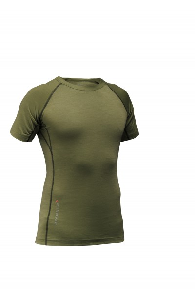 PFANNER Merino-Tencel Shirt kurzarm Funktionsshirt