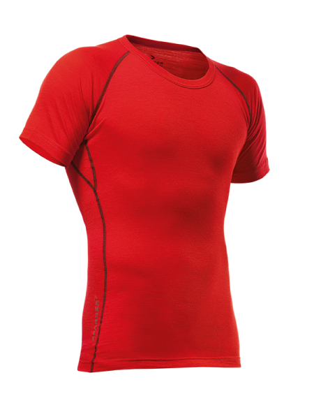 Merino Shirt kurzarm